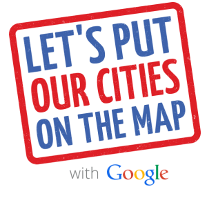 Google-on-the-Map