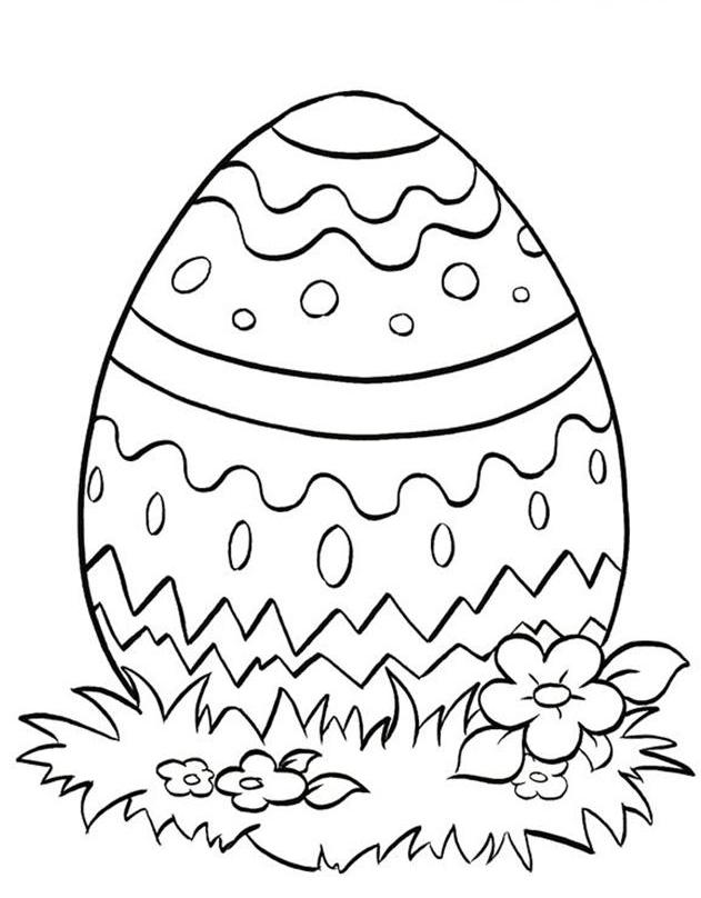 Easter Coloring Pages | 360ColoringPages | free printable religious coloring pages for easter
