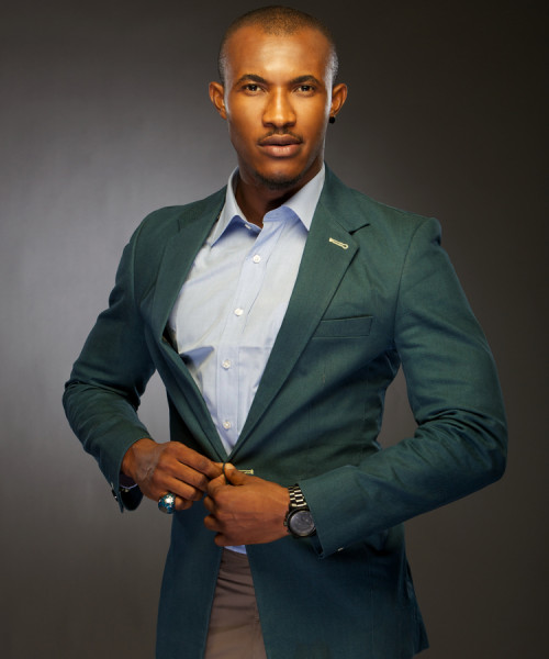 Image result for Gideon okeke big brother naija