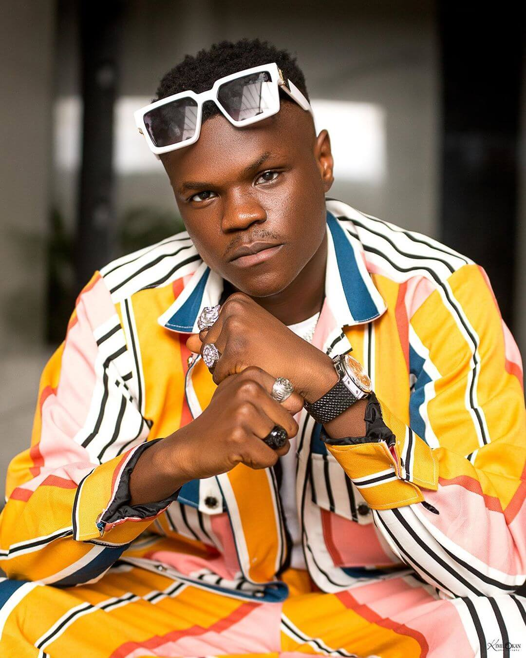 Bad Boy Timz Narrates A Weird Experience With A Female Fan