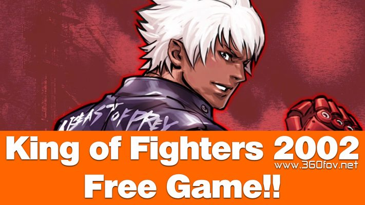 Free Game - King Of Fighters 2002 1