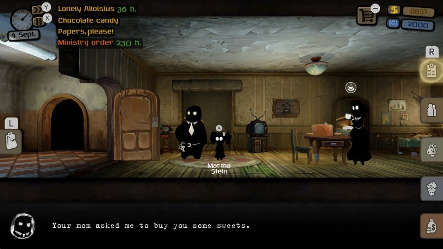 Beholder: Complete Edition Review - Screenshot 2 of 5