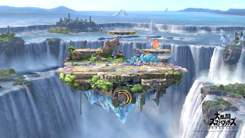 Nintendo Releases Super Smash Bros Ultimate Wallpapers 3