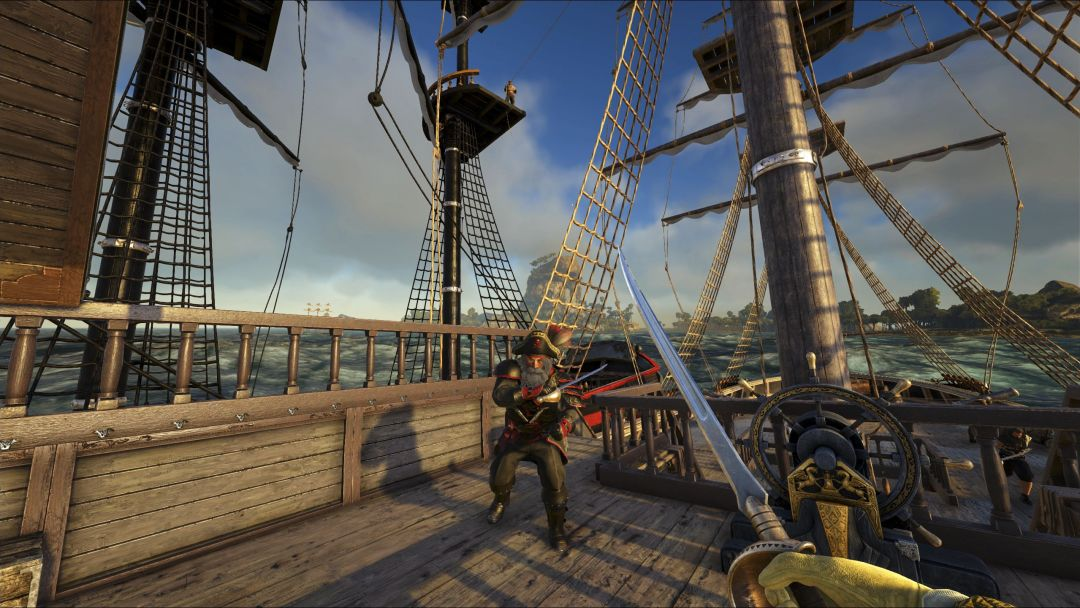 Atlas is a pirate MMO where players run the seas 3