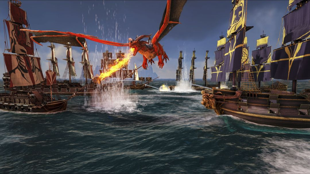Atlas is a pirate MMO where players run the seas 6