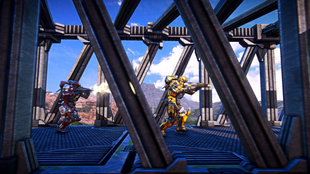 PlanetSide Arena will be the largest battle royale game around 1