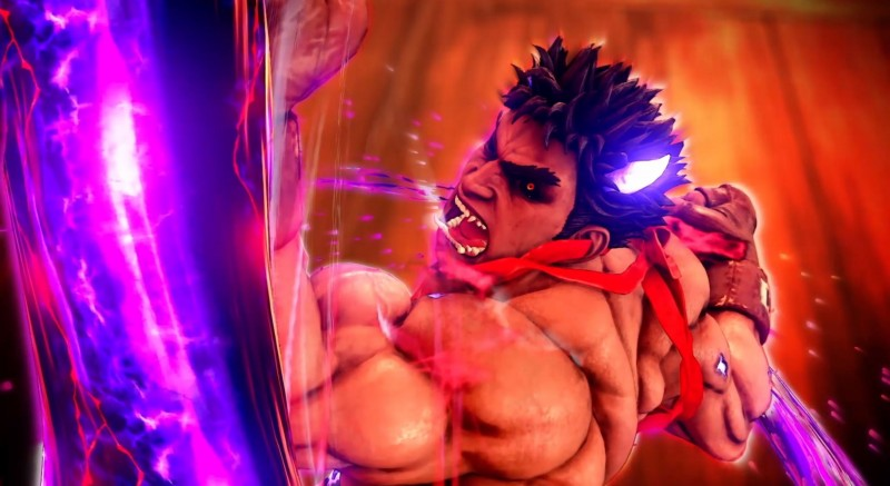Street Fighter V Brings Back Evil Ryu As Kage 1