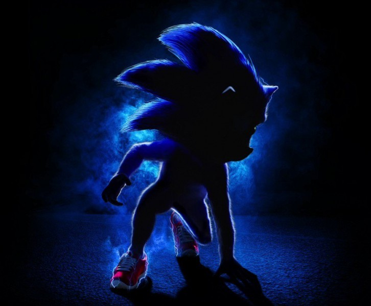 The Internet Reacts To Sonic The Hedgehog Movie Posters 1