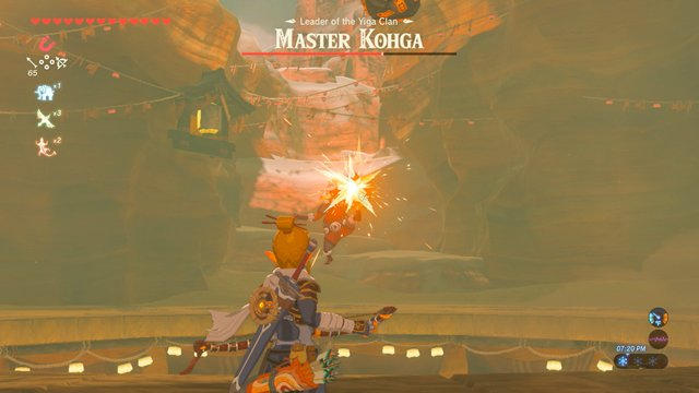 Yiga Clan Hideout - The Legend of Zelda: Breath of the Wild Wiki Guide 19