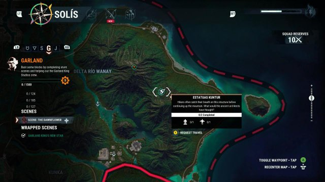 Ancient Statues - Just Cause 4 Wiki Guide 6