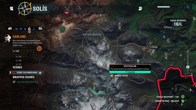 Ancient Statues - Just Cause 4 Wiki Guide 3