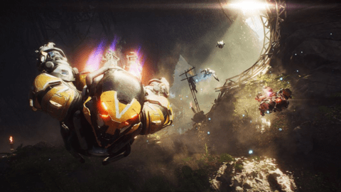 """BioWare's Anthem Has Matchmaking """"For Every Activity In The Game"""" 1"""