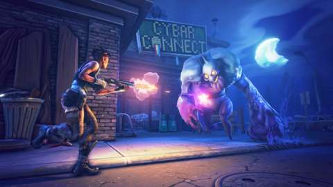 Fortnite Was The Most-Played Game On Switch Last Year In Europe 1