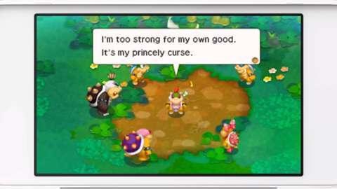 Mario & Luigi: Bowser's Inside Story + Bowser Jr.'s Journey Review 1