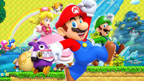 New Super Mario Bros U. Deluxe Has A Secret Character; Here's How To Unlock Them 1