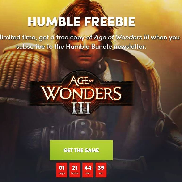 grab yourself this   for  Just goto 360fov.net/humble and sign up to the newsle... 2