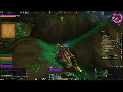 World of Warcraft - Capturing a Sharptalon 1