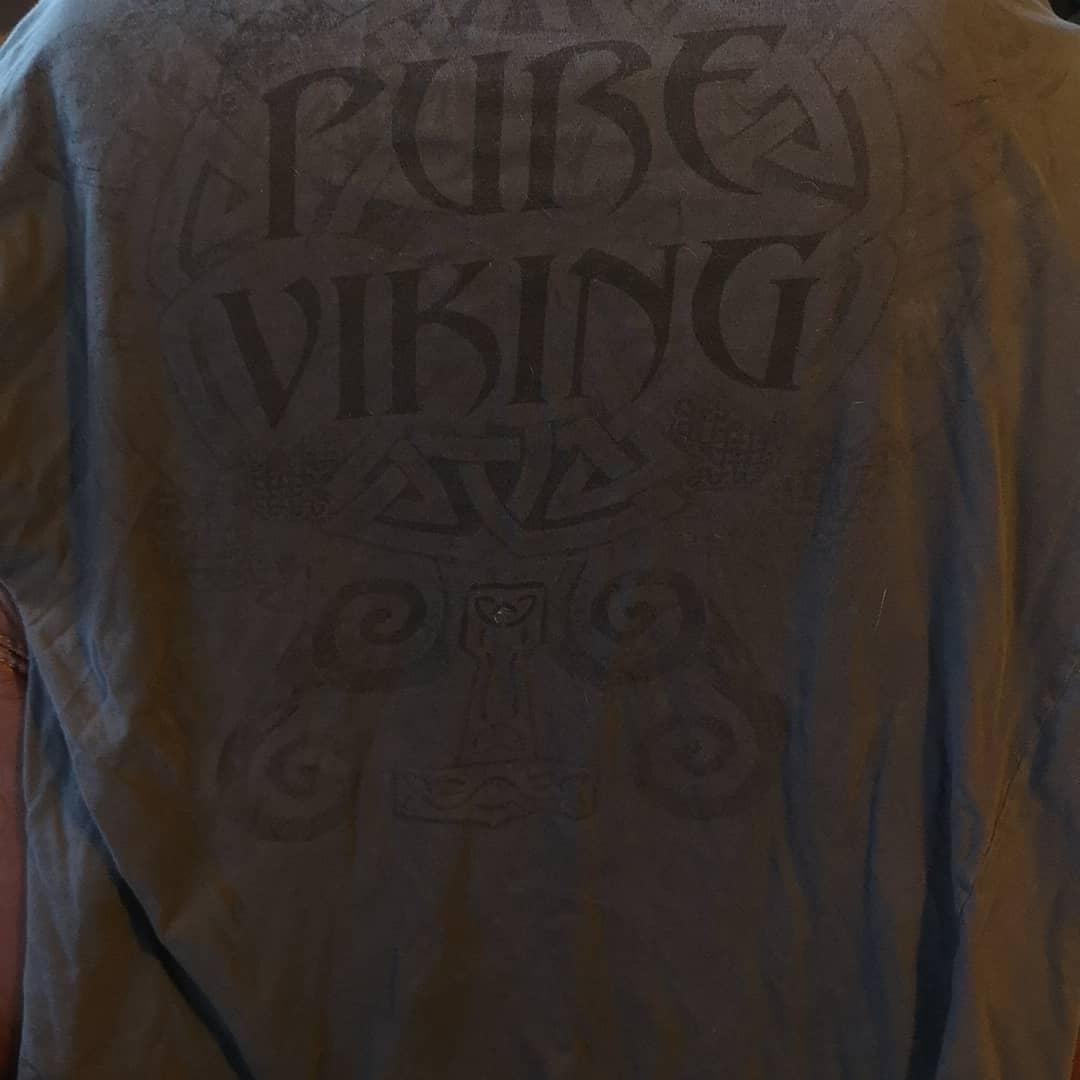 Might be a grimey DJ set but I'm a fucking Viking at heart. Dothraki on a Sunday 2