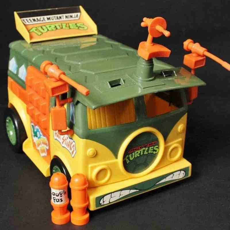 The epitome of 90's kid stuff... especially if you were into Teenage Mutant Hero 1