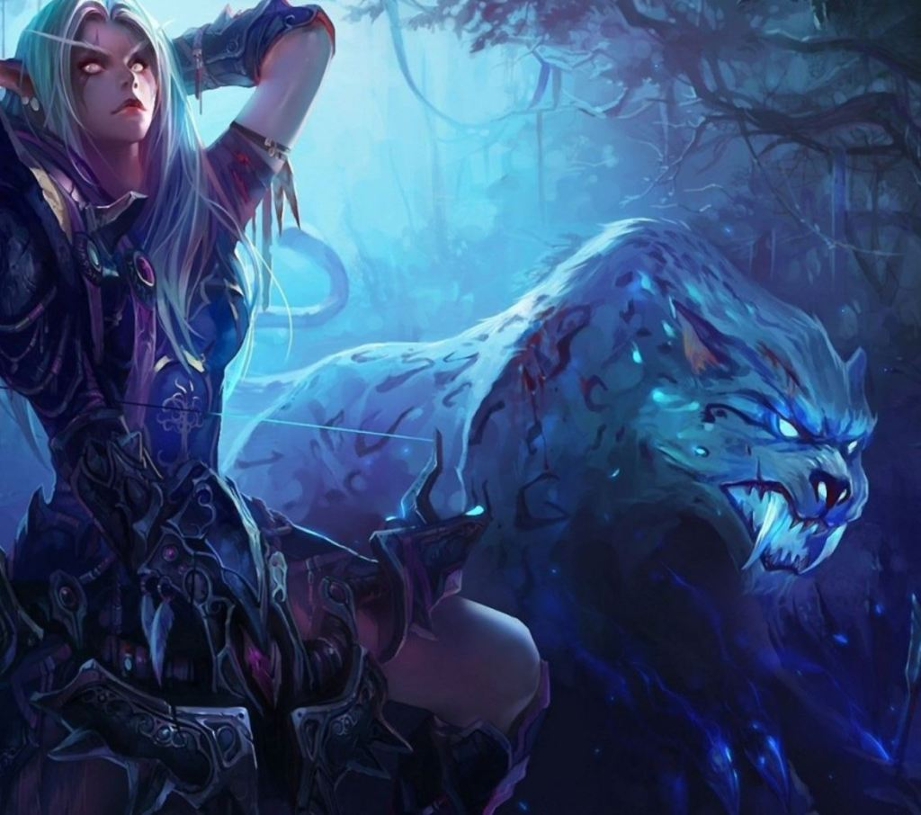 Spirit Beasts: Where To Find, How To Tame (TomTom Waypoints and Macros Included) 4 Battle For Azeroth, Beast Mastery Hunter, BFA, Hunter Guide, Pet Taming, Shadowlands, Spectral Pets, Spirit Beasts, Spirit Pets, TomTom, Warcraft, Waypoints, World of Warcraft, wow