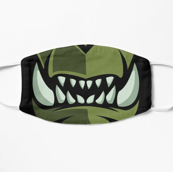 Covid19 Face Masks - Stylish Warcraft Designs: Are We Already Damned? 2 Gaming
