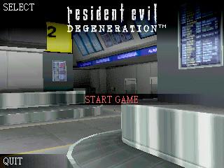 Resident Evil: Degeneration (Nokia N-Gage) 4 Nokia N-Gage, Resident Evil: Degeneration, Retro Gaming