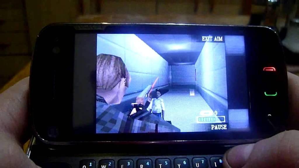 Resident Evil: Degeneration (Nokia N-Gage) 1 Retro Gaming