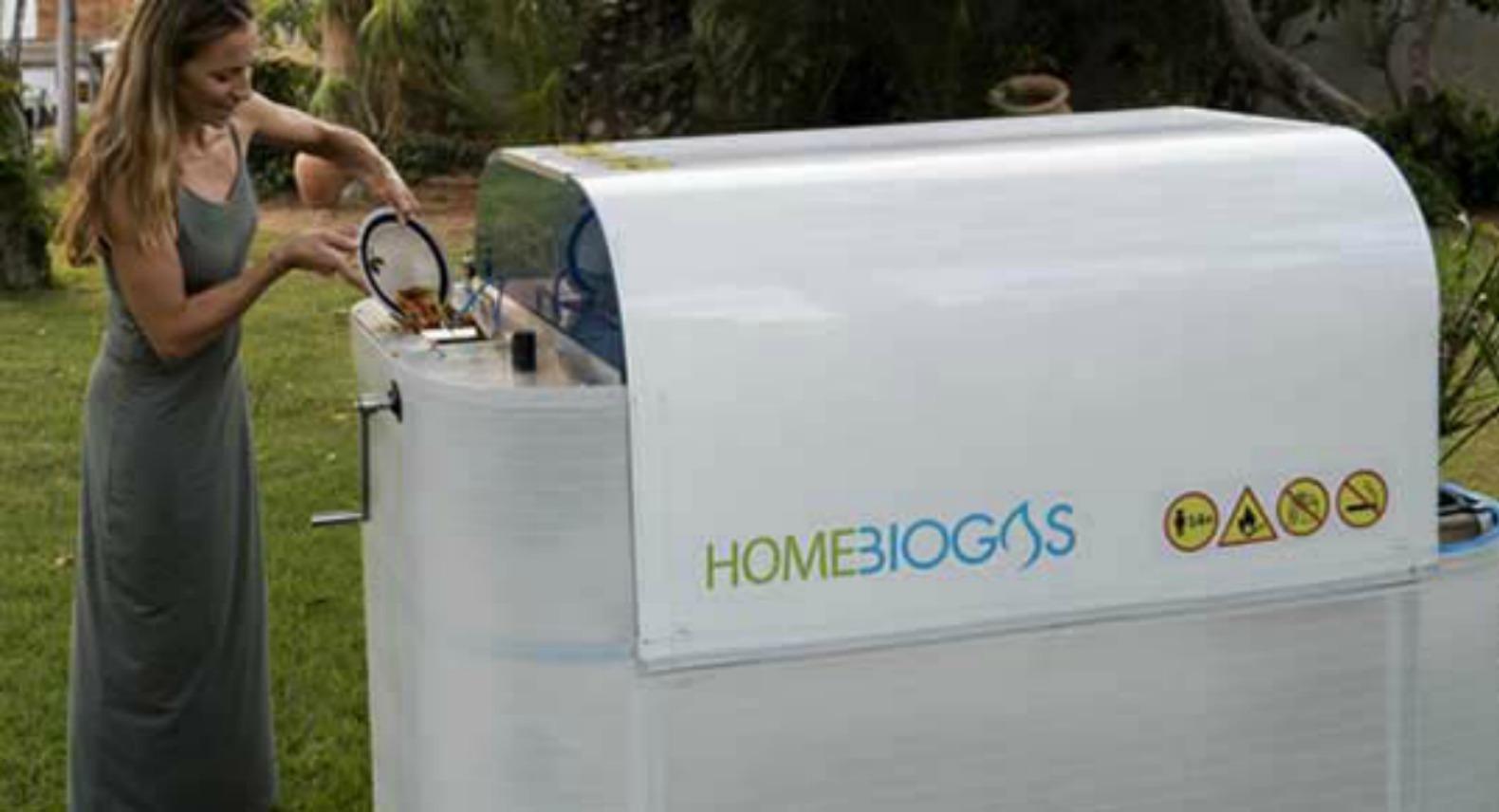 HomeBiogas