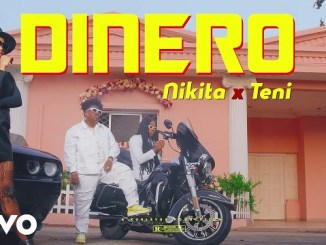 Download VIDEO: Nikita ft. Teni – Dinero