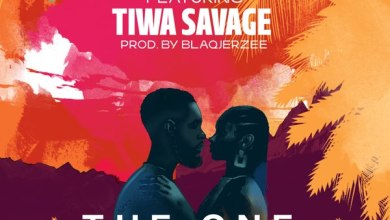 Photo of Efya ft. Tiwa Savage – The One