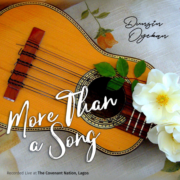 Dunsin Oyekan More Than A Song Mp3