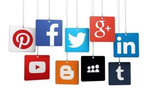 Social Media 360 key press