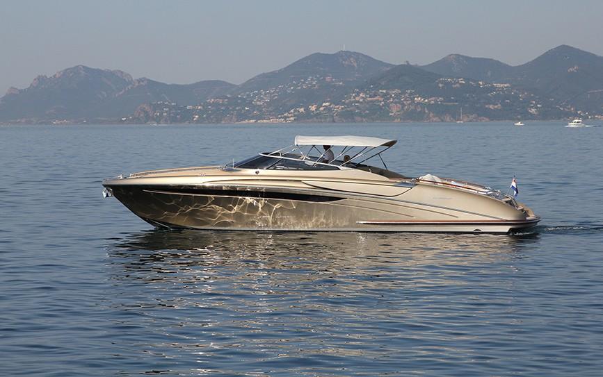RIVARAMA 44 Yacht Bateau Open De 14 M 1 Cabine