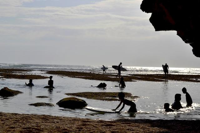 Bali - Uluwatu praia