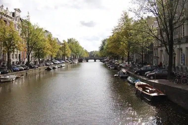 Onde se hospedar em Amsterdam, Holanda