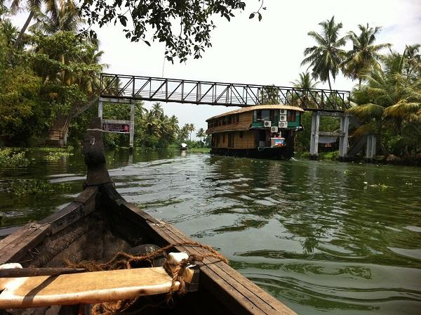 Kerala, cidade de Alleppey
