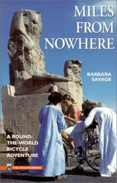 Miles from nowhere - Barbara Savage