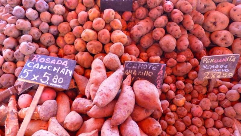fermented foods sweet potatoes