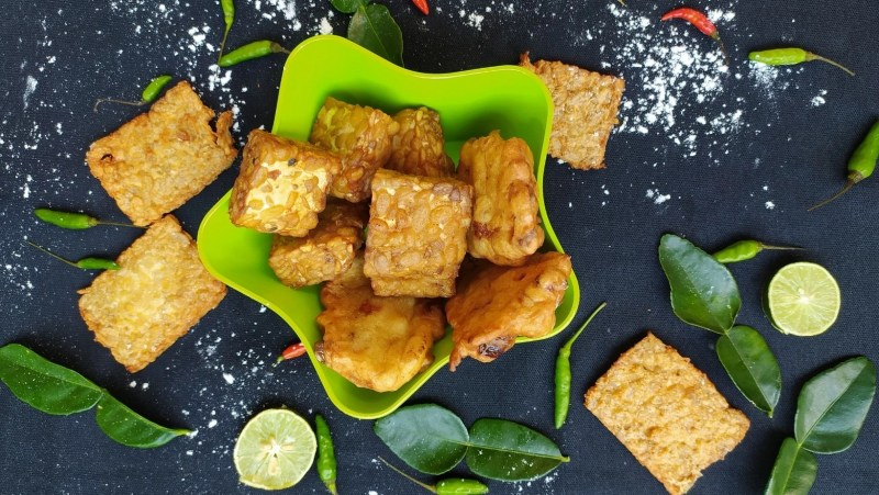 fermented foods tempeh