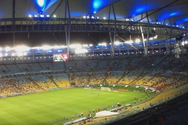 Fluminense x Náutico – Maracanã