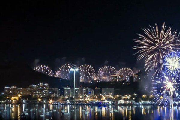 Reveillon 2013-2014 – Rio de Janeiro