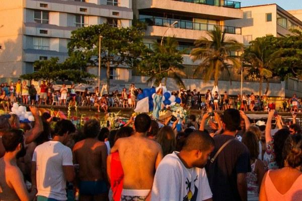 Festa de Iemanjá – Rio de Janeiro