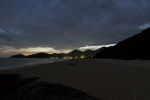 Praia do Rancho, Trindade (RJ)