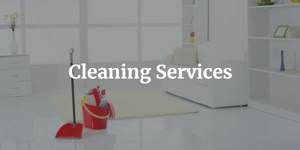 Cleaning Services - 360 Precision Cleaning