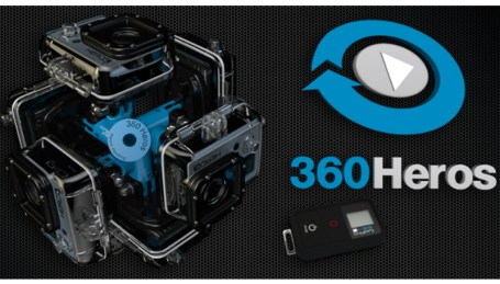 How does 360heros 360 video gear work blog