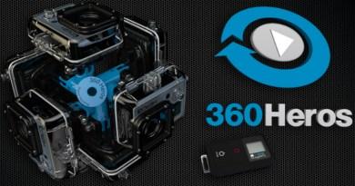 How does 360heros 360 video gear work blog