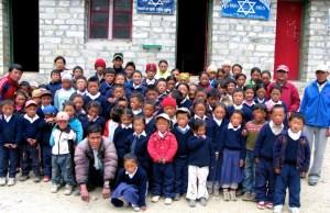 Apa's School in the Village