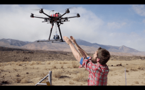 Image of Hexacopter with 360Heros mount courtesy of Pier Pictures