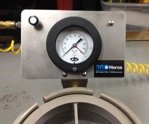 360Heros Pressure Chamber