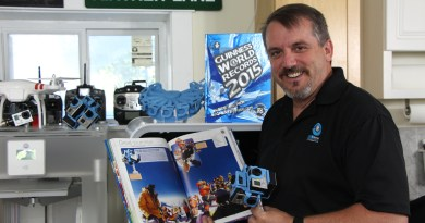 360Heros Inc. was featured in the 2015 Guinness Book of World Records